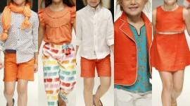 Moda Primavera Verano 2015 niños