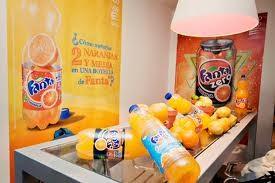 Fanta y las naranjas
