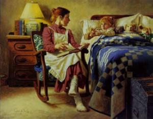 Importancia de los cuentos para niños