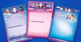 Los Reyes Magos estrenan su web de Famosa