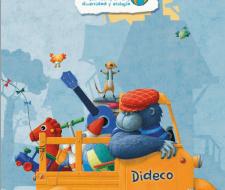 Catálogo Dideco 2013: literatura infantil, juguetes didácticos y profesionales