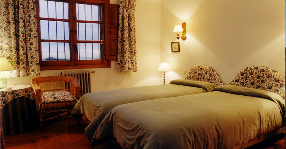 habitaciones cason de la pinilla