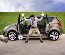 Un coche para toda la familia, Opel Meriva
