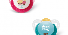 Biberones y chupetes Cupcake School by Nuk