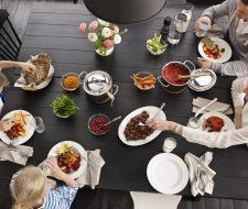 Cenas educativas entre semana con los niños